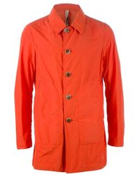 Chatcwin - Trench Coat - Lyst