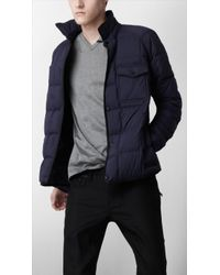 Burberry Sport - Lightweight Quilted Jacket - Lyst