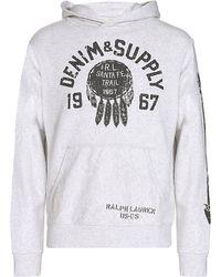 Denim & Supply Ralph Lauren - Logo Hoodie - Lyst