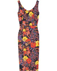 Erdem Edith Stretch Tank Dress - Lyst