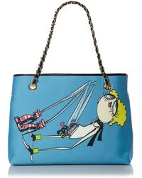 Love Moschino | Charm Girl Tote | Lyst
