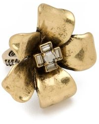 Marc By Marc Jacobs - Flower Ring - Lyst