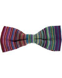 TOPSHOP - Aztec Bow Clip - Lyst