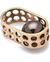 Kelly Wearstler - Hooded Ball Ring - Lyst