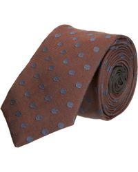 Burberry Prorsum - Dot Tie - Lyst