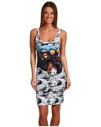 Paul Smith Print Dress - Lyst