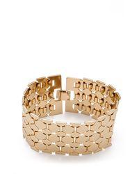 CC SKYE Nana Mesh Bracelet - Lyst