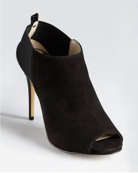Michael Kors  Genivee Gored Booties - Lyst