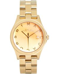 Marc By Marc Jacobs  Bracelet Watch with Tinted Dial - Lyst
