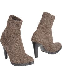 Missoni Ankle Boots - Lyst