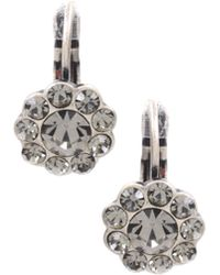 Cath Kidston - Daisy Crystal Stud Earrings - Lyst