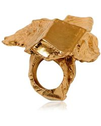 Maison Martin Margiela Copper Ring - Lyst
