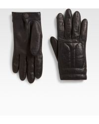 Rag & Bone Lady Trooper Lambskin Glove - Lyst