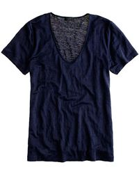 J.Crew Collection Tee - Lyst