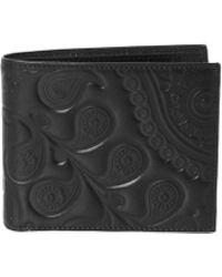 Simon Carter | Leather Billfold Wallet | Lyst