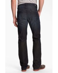 7 For All Mankind Austyn Relaxed Straight Leg Jeans - Lyst