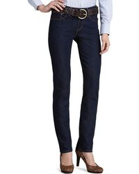 Brooks Brothers Demi Curve Levis Slim Leg Denim - Lyst