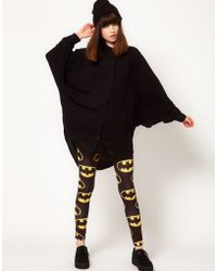 Lazy Oaf X Batman Bat Wing Shirt - Lyst