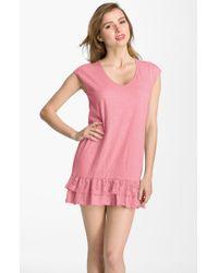 Make + Model Frou Frou Sleep Shirt - Lyst