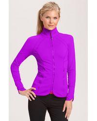 Zella Curve Jacket - Lyst