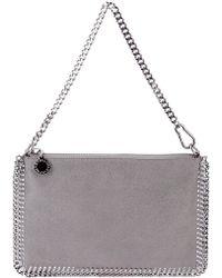 Stella McCartney Chain Link Shoulder Bag - Lyst