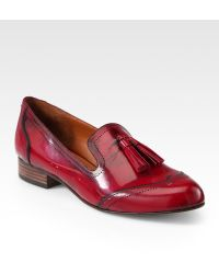 Dolce Vita Bronx Leather Loafers - Lyst