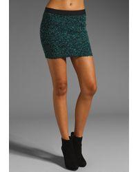 Bailey 44 Stromboli Skirt in Blackturq - Lyst
