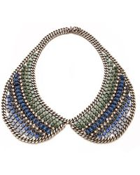 DANNIJO - Emmett Collar Necklace - Lyst
