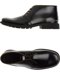 Calvin Klein Jeans - Laced Shoes - Lyst