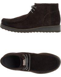 Calvin Klein Jeans - Hightop Dress Shoe - Lyst