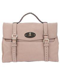 Mulberry - Oversized Alexa Bag - Lyst