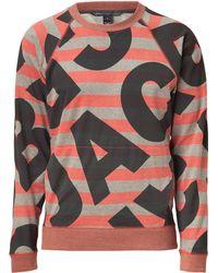 Marc By Marc Jacobs  Multicolor Marc Sweatshirt - Lyst