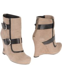 House Of Harlow 1960 Ankle Boots - Lyst