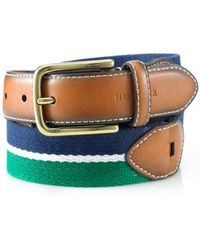 Tommy Hilfiger 35mm Casual Web Belt - Lyst