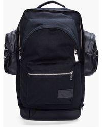 Kris Van Assche - Black Xxl Hard Shell Base Backpack - Lyst
