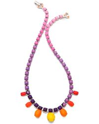 Tom Binns - Pinata Vibrant Necklace - Lyst