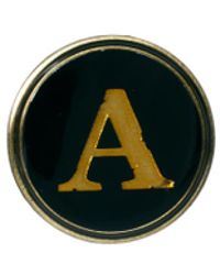 Cath Kidston - A Circular Badge - Lyst