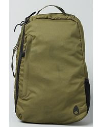 Nixon The Arch Backpack in Army Stripe - Lyst