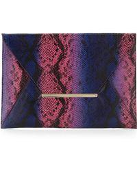 BCBGMAXAZRIA - Ipad Envelope Case Pink - Lyst