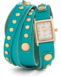 ModCloth Wrapsody in Blue Watch - Lyst