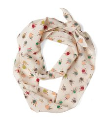 ModCloth Keep On Trunkin Scarf - Lyst
