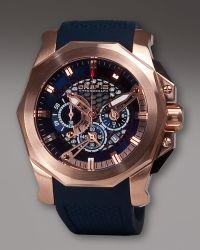 Orefici Watches | Gladiatore Chronograph, Blue | Lyst