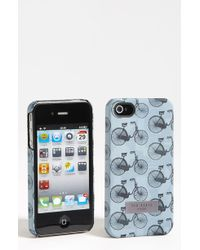 Ted Baker Bicycle Print Iphone 4 4s Case - Lyst