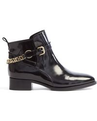 McQ by Alexander McQueen Paddock Ankle Boots - Lyst