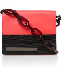 Pied A Terre Dakota Chain Cross Body - Lyst