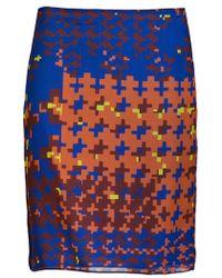 Jenni Kayne - Print Skirt - Lyst