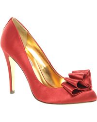 Ted Baker Mayter Bow Court Shoes - Lyst