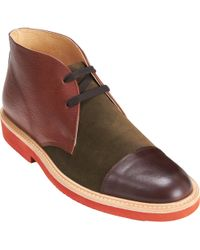 Barneys New York Figaro Boot - Lyst