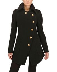 Vivienne Westwood Anglomania Wool Flannel Coat - Lyst