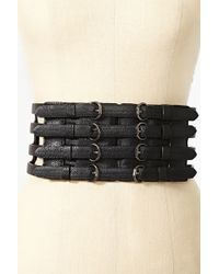 Nasty Gal - Harness Belt - Lyst